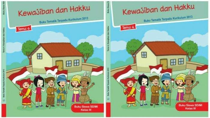 KUNCI JAWABAN Tema 4 Kelas 3 Halaman 40 41 42 43 44 Buku Tematik Siswa SD Subtema 1 Pembelajaran 6 Materi Hidup Bersih dan Sehat di Rumah