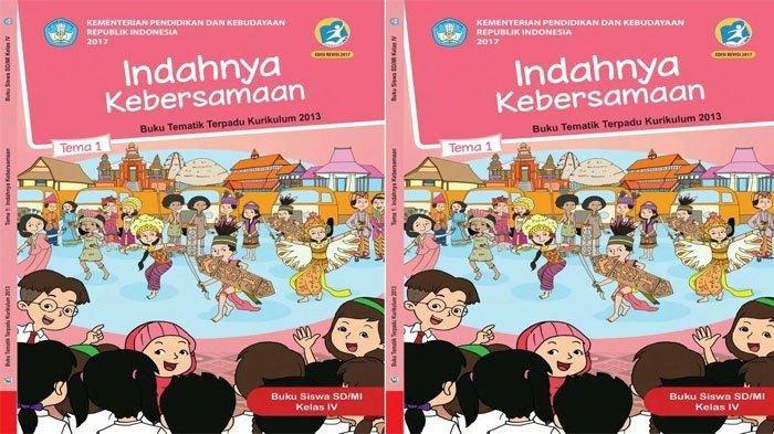 KUNCI JAWABAN Kelas 4 SD Tema 1 Halaman 117 118 119 120 dan 121 Buku Tematik Siswa Subtema 2 Pembelajaran 5 Indah Kebersamaan